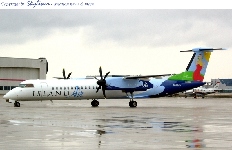 The Dash-8-400 Aircraft - Page 2 - Airliners net